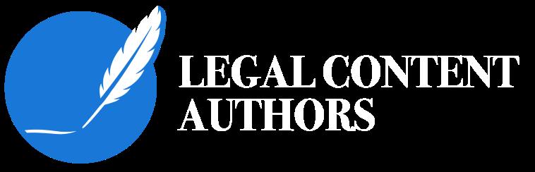 Legal Content Authors