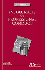ABA Model Rules of Professional Conduct